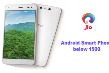 Jio plan to launch new Android Smart phone below 1500