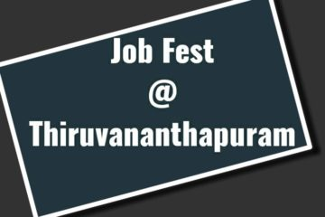 Job fest at Thiruvananthapuram