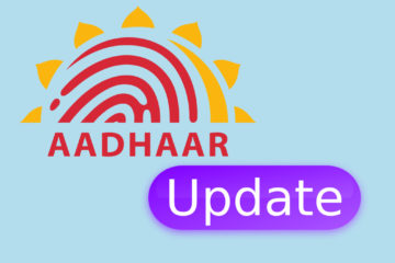 How to update Aadhaar details