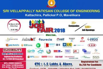 Mega Job fair 2018