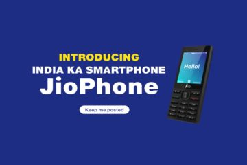 Jio phone now available in Amazon