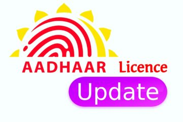 Linking Driving licences with Aadhaar