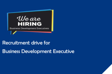Recruitment Drive for the post of Business Development Executive