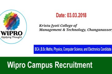 Wipro Campus drive