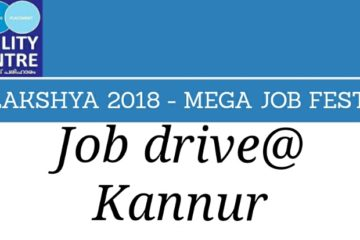 LAKSHYA 2018 – MEGA JOB FEST AT KANNUR