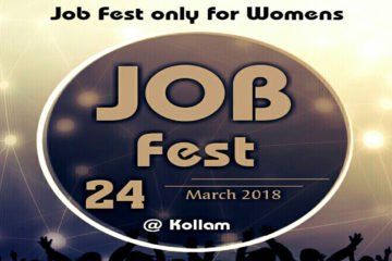 MINI JOB DRIVE FOR WOMENS  AT KOLLAM