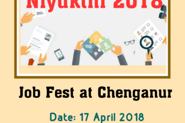 Job Fest at Chengannur