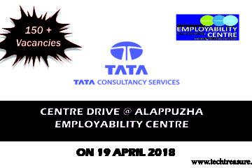 TATA Consultancy Service Recruitment at Alappuza