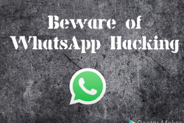 Beware of WhatsApp hacking