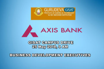 Placement drive at GISAT