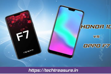 Honor 10 Vs Oppo F7