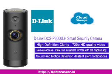 D-Link Smart Security Camera
