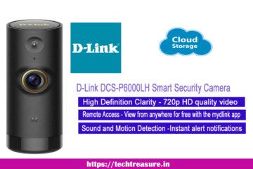 D-Link Smart Security Camera