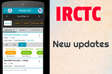 IRCTC predict whether your waiting list ticket will confirm or not.