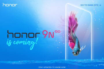 Honor 9N official Launch