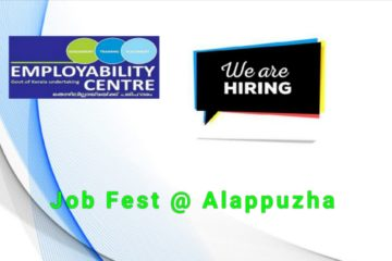 Mini Job Fest at Employability Centre, Alappuzha on 22.09.2018