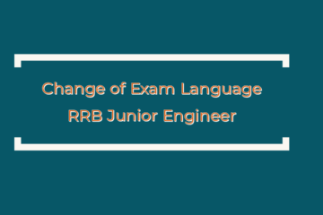 Change of Exam Language – CEN.03/2018 (JE, JE(IT), DMS & CMA