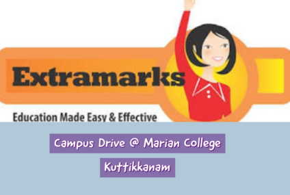 Extramarks Recruitment drive for BE/B.Tech/MBA/PGDM & Any UG/PG 2019 Batch – Recruitment on June 6th at Marian college, Kuttikanam