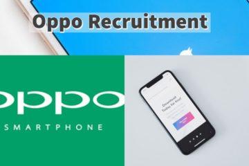 OPPO Recruitment Drive