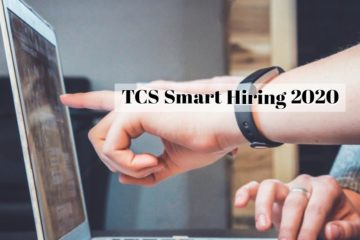 TCS Smart Hiring For B.Sc./BCA – Batch of 2020