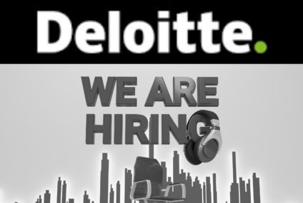 Deloitte Recruitment Drive for B.C.A/BSc 2020 batch