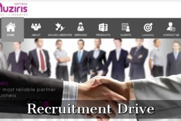 Muziris Softech – Recruitment Drive for 2020 batch