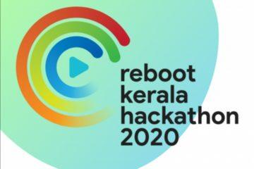 Reboot Kerala Hackathon 2020