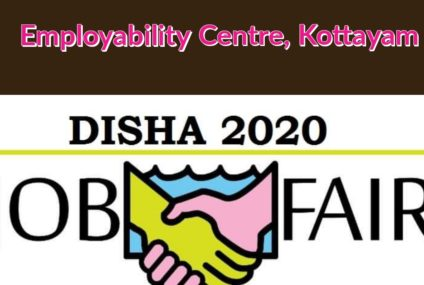 Disha Mega Job Fair 2020 at Pathanamthitta