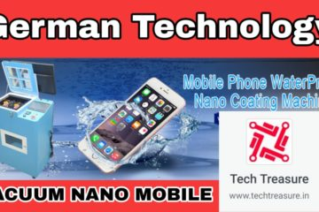 Mobile Phone Water Proof Nano Coating Machine : Video