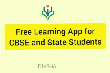 Diksha – National Teachers Platform for India
