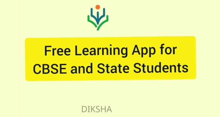 Diksha – National Teachers Platform for India