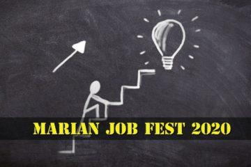 Marian Job-Fair 2020