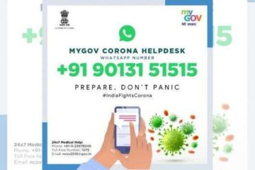 WhatsApp MyGov Corona Helpdesk: This Official Chatbot Will Clear Your Queries About COVID