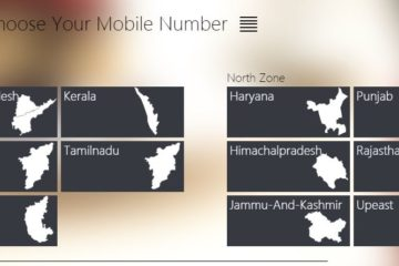 How to choose a Fancy mobile number in BSNL