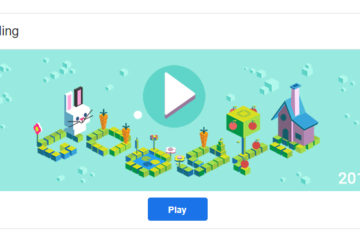Play Googles most popular Doodle Games Now