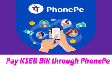 How to Pay KSEB Bill through PhonePe