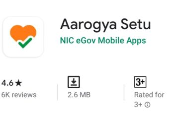 Government Launches Aarogya Setu COVID-19 Tracker App on Android, iOS