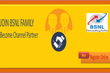 Become a BSNL Channel Partner: Registration open