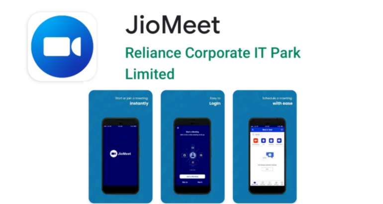 JioMeet : Made in India free video-conferencing application