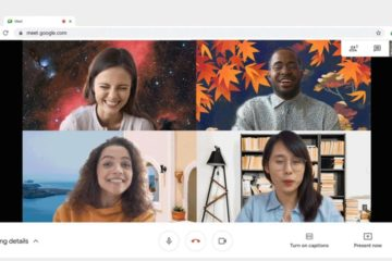 Google Meet Rolling Out Custom Background Feature for Desktop Users: How to Use it?