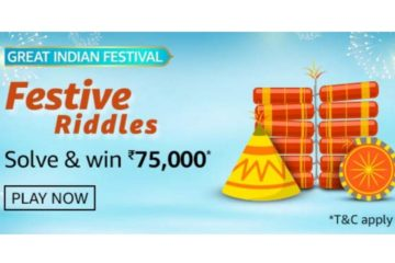 Amazon Festive Riddles : Questions and Answers