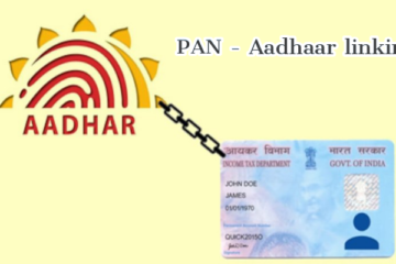 PAN-Aadhaar linking deadline extended to 2021 June 30 due to COVID disruptions