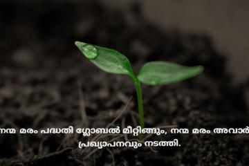 ഡോ. സൈജു ഖാലിദിന്റെ പരിസ്ഥിതി പ്രവർത്തനം അനുകരണീയം : മന്ത്രി റോഷി അഗസ്റ്റിൻ