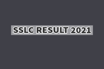 Kerala SSLC Result 2021 Published: Check your result here